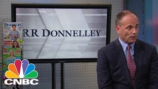 RR Donnelley & Sons CEO: Break-Up Benefits | Mad Money | CNBC