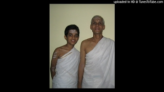 Mrita Sanjeevani chanted by Srihari (age 13 years at the time of this chanting) and his father Arun