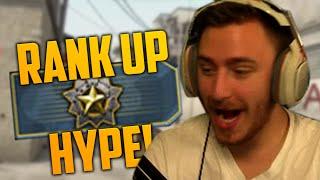 RANK UP HYPE (Counter-Strike: GO)