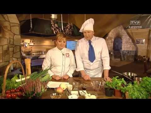 Rączka Gotuje - Węgorz W Trzech Odsłonach I Malinowe Jabłko