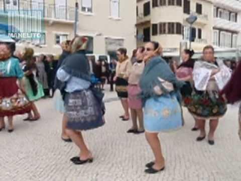 Baile De Rua - Nazarenas E O Kuduro - Carnaval Da Nazaré 2011 video