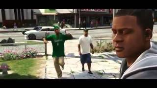 GTA 5 Trailer # 3 Michael  Franklin - Trevor 3 Trailers Compilation)  ✔ Subscribe for MORE  ✔ GamesT