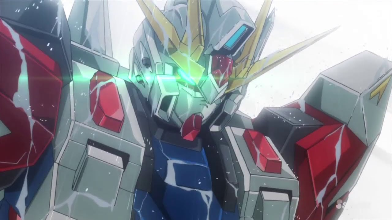 Gundam build fighters episode 14 review the gunpla wacky for Domon in gundam build fighters