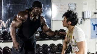 Kali Muscle - NUTRITION ADVICE