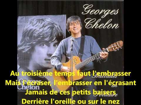 Georges Chelon - Gare aux sentimentaux