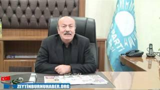 Mehmet Bekaroğlu Zeytinburnu TV'ye konuştu
