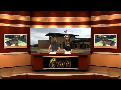 Friday News 11/7/14 GHS