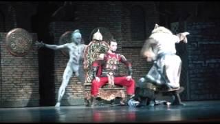 Нуриевский фестиваль Золотая орда