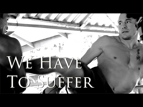 UFC 167 Georges St-Pierre vs Johny Hendricks | GSP's Training at Tiger Muay Thai Phuket Thailand Image 1
