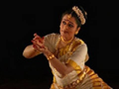 Mohiniyattam performance by Dr. Deepti Omchery Bhalla