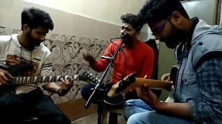 Aadat || Rock Version || Jal Band || Cover || Musical Morons ||