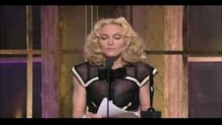 Madonna Video - Induction of Madonna