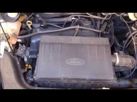 Ford Ecosport 1.6 2008 - Manutenção Sistema de Arrefecimento