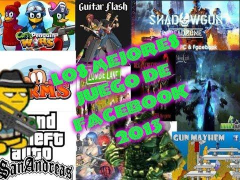 Los 20 mejores juegos para facebook 2013 parte 2