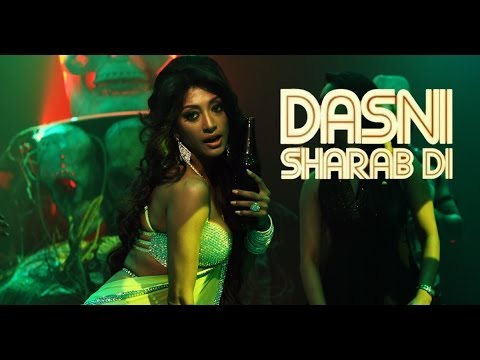 dasni Sharab Di Exclusive Full Video Song From Gang Of Ghosts | Paoli Dam, Saurabh Shukla | video