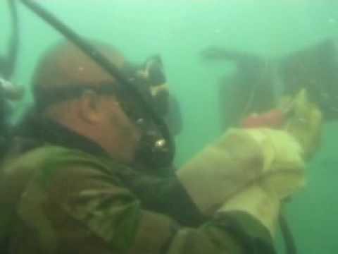 การเชื่อมใต้น้ำ.flv Music Videos