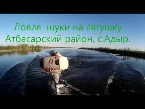 видео ловля на глиссер