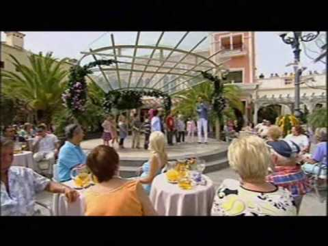 Volker Rosin - Komm, lass uns tanzen (Ki.Ka Tanzalarm) live in der ZDF Frühlingsshow 2009