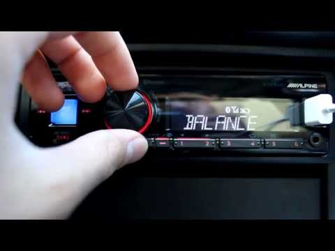 Alpine UTE-42BT 2013 Model Head Unit Review