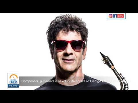 Compositor e saxofonista brasileiro George Israel relembra trajetória e fala da atual carreira solo