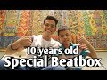 Neil Llanes | Special Beatbox Collaboration With 10 Year Old Stephen