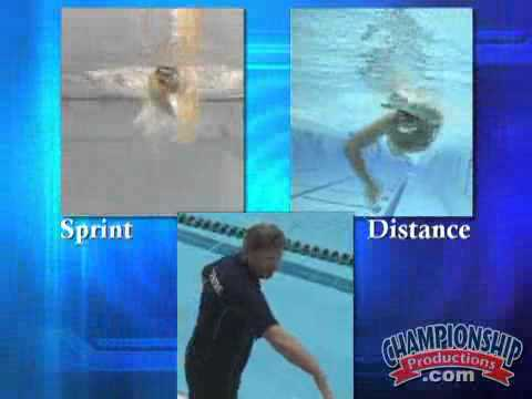Sprint &amp; Distance Freestyle With Ian Pope