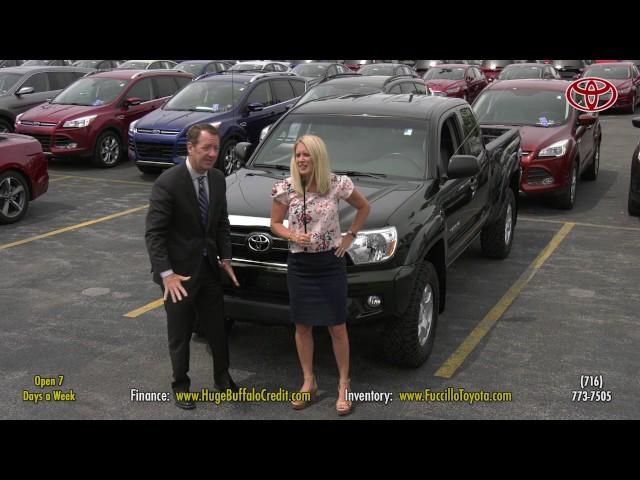 July 2017 - HUGE RAV4 Lease Deals at Fuccillo Toyota
