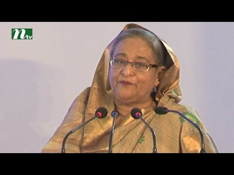 Bangladesh PM Sheikh Hasina says civil servents have to think anew about the countrys development