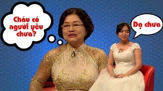 Cụ bà U60 TRUẤT'SS nhất Việt Nam TỰ làm quen–xin số điện thoại–tỏ tình luôn để kiếm vợ cho con trai