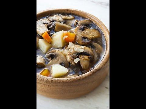 Юлия Высоцкая — Грибной суп