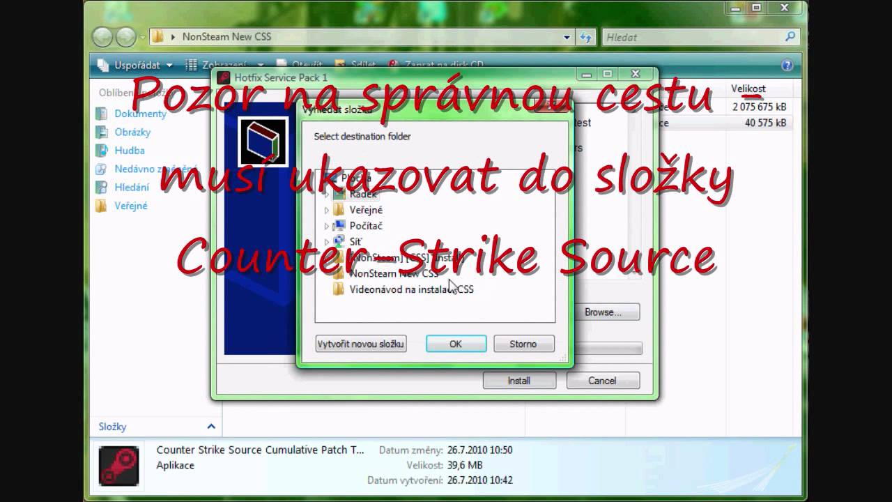 Css non steam update 2010. soulja boy swag od. Counter Strike Source NonSt