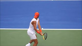 ATP Backhand Slow Motion Compilation - Tennis Two Handed Backhand Technique