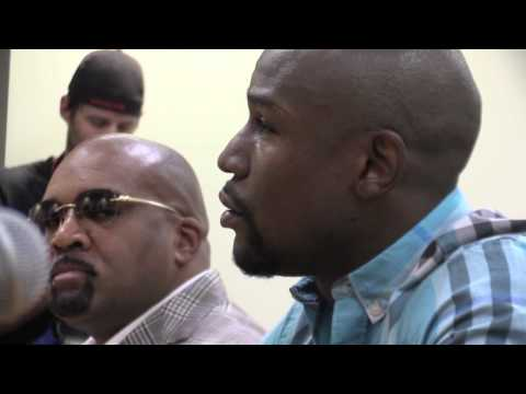 "Floyd Mayweather Explains ""Maurijuana"" Usage on All Access to NAC"