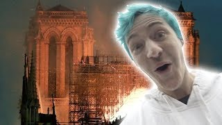 Ninja did WHAT in Europe?