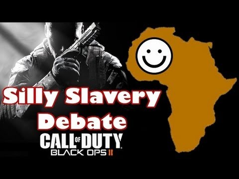 Silly Slavery Debate | Call of Duty: Black Ops II