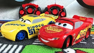 New Rc Тачки 3: Cars Lightning Mcqueen and Cruz ramirez