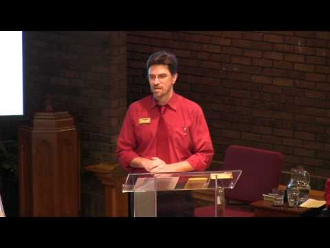 Campbell UMC - Sermon May 19, 2013 - Rev. Andy Bryan