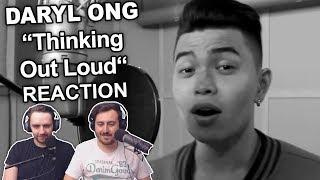 "Download Lagu ""Daryl Ong - Thinking Out Loud"" Reaction Gratis STAFABAND"