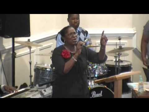"St. John COGIC Quincy, FL - Choir with Evangelist Sandra Robinson - ""For Your Glory"""