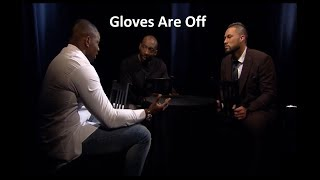 THE GLOVES ARE OFF: DILLIAN WHYTE vs JOSEPH PARKER!! FUNNY!!!! NO FOOTAGE