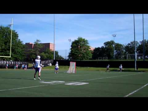 Conor Lawson Mount Saint Joseph High School #1 - 10/05/2012