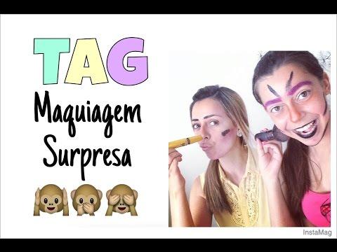 Tag : Maquiagem surpresa