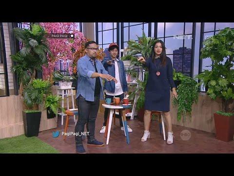 download lagu Keseruan Bisma SM*SH Ajari Bedu Dan Hesti Nge-Dance gratis