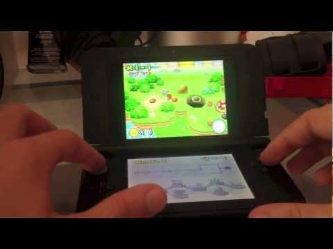 ClowGaming - Test d'un linker R4i 3DS GOLD ( Comptatible 4.3.0-10 )
