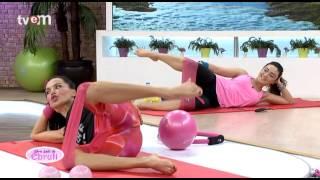 Ebru Şallı İle Pilates Egzersizleri 37.Bölüm