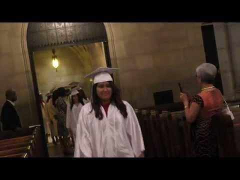washington irving high school graduation 2014
