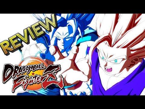 Dragon Ball FighterZ - O Melhor Jogo Baseado em Anime? - REVIEW