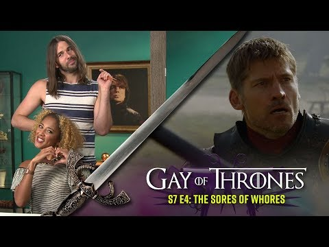 The Sores of Whores (with Amanda Seales) – Gay of Thrones S7 E4 Recap