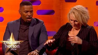 Jennifer Saunders Got Sent Pubic Hair By A Fan | The Graham Norton Show