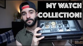 Men's Watch Collection Review | Daniel Wellington, Michael Kors, Nixon Unboxing